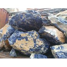 Blue sodalite small block