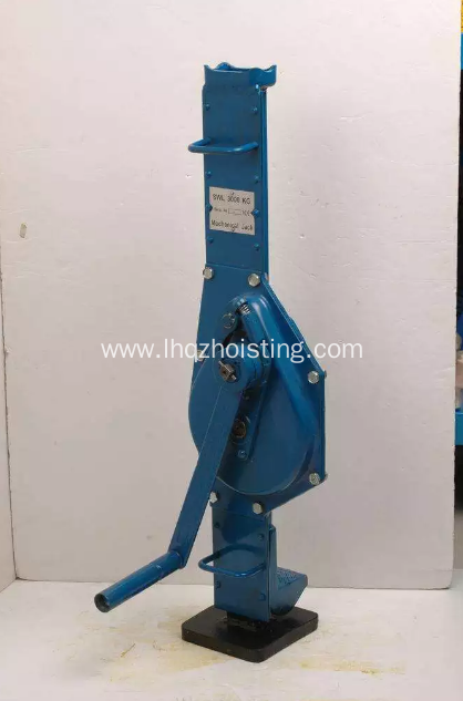 small mechanical jack 12ton