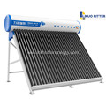 low pressurized solar hot water system