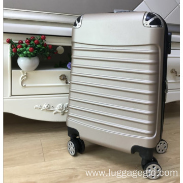 Brand luggage abs hard shell luggage suitcase