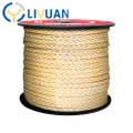 Hign tenacity aramid rope for safety