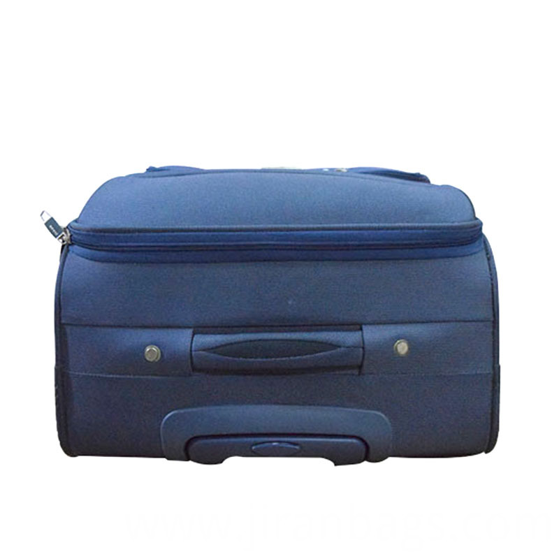 Cloth trolley case for travel