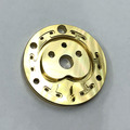 CNC Precision Custom H85 Brass Parts Machining