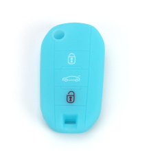 Colorful Protective Key Cover For Peugeot 508 3008