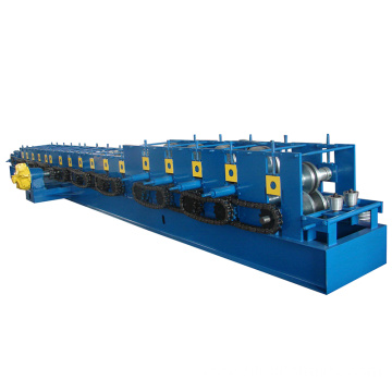 High efficiency 3mm thickness steel frame purlin machine