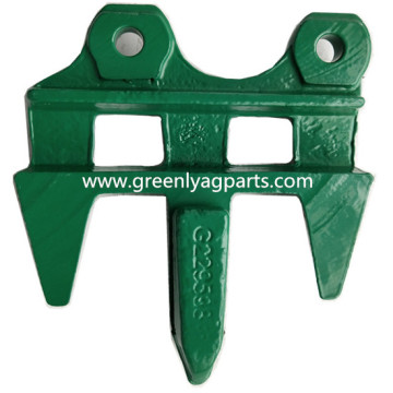 China for Knife guard H229538 Forged Combine Platform Sickle Guard export to China Macau Manufacturers