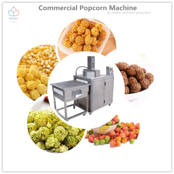 How to make good popcorn use our machine