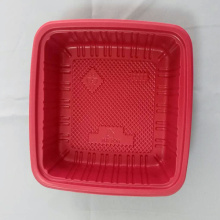 Restaurant Takeaway Disposable Food Container Squre Shape