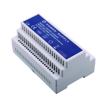 Alimentatore switching AC DC 19V DIN RAIL