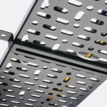 perforated metal sheet for sound proofing