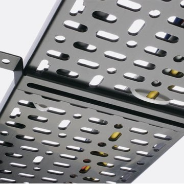 1.6mm steel perforated profile