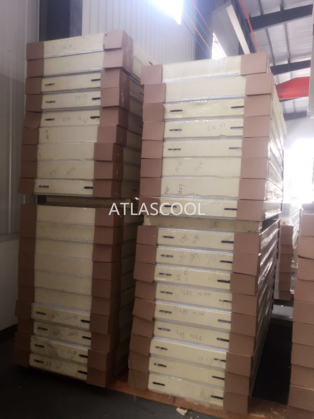 cold storage room insulation panel