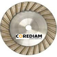 Aluminium Based Grinding Cup Wheel