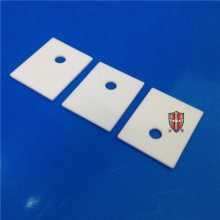 China for Machinable Ceramic Filter nonmagnetic electronic alumina ceramic micro plate board export to France Exporter