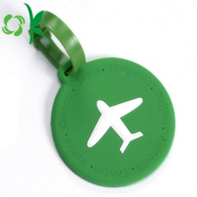Travel Hang Tag with Embossed Logo for Labels