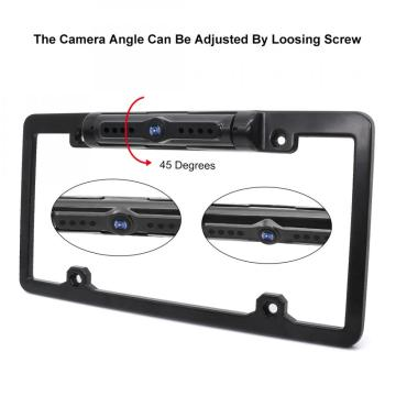 Wifi  Wireless Backup Camera