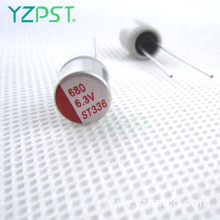 Av electrolytic capacitor 125 degree 2.5uf
