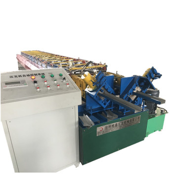 Two Profiles Light Steel Keel Roll Forming Machine