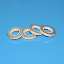 High purity alumina ceramic metallization spacer
