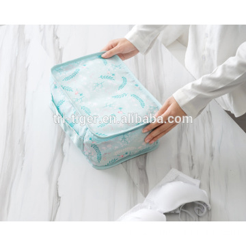 8 pcs Packing Cubes,Travel Luggage Packing Organizers with Laundry Bag