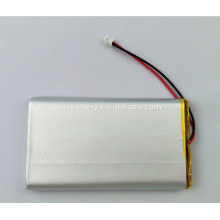 Leading for Battery Capacity 100Mah-2000Mah factory price 3.7v 1850mah rechargeable lipo battery supply to United States Exporter
