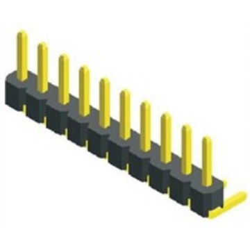 2.54mm Pin Header Single Row Angle Type
