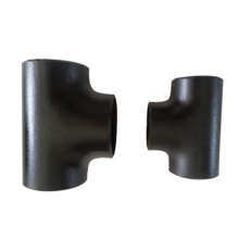 Good Quality for Seamless Tee Seamless Unequal Butt weld Carbon Steel Tee supply to Egypt Manufacturers