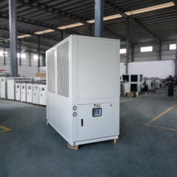 Air Water Industrial Chiller Pris
