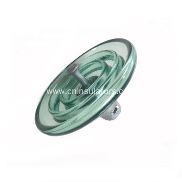 High Voltage Glass Disc Suspension Insulator