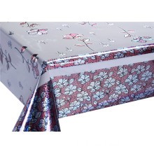 Factory directly sale for 3D Laser Tablecloth 3D Laser Coating Table cloths supply to Indonesia Supplier