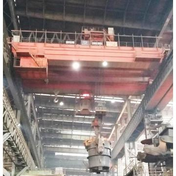 Industrial Metallurgical Casting Crane For Scrap Steel