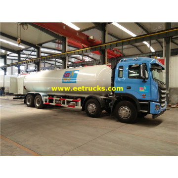 25m3 310hp LPG Delivery Tank Vehicles