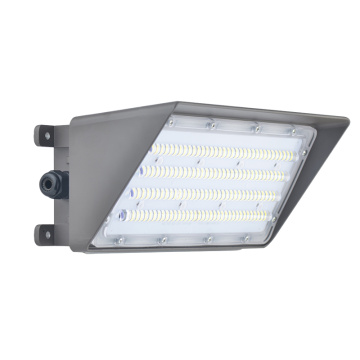 35W Outdoor Led Wall Pack ជាមួយ Photocell