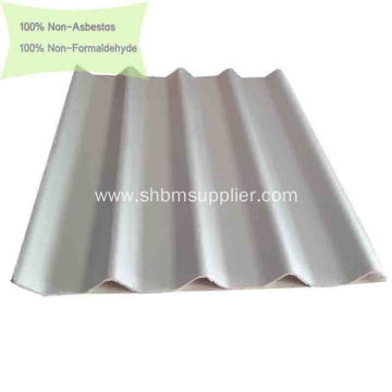 Cheap-price No-asbestos Insulated MgO Corruagted Roof Sheets