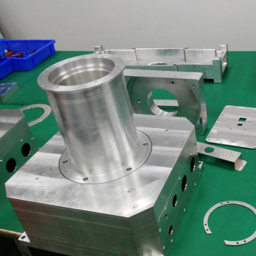 CNC Machining Large Aluminum Parts