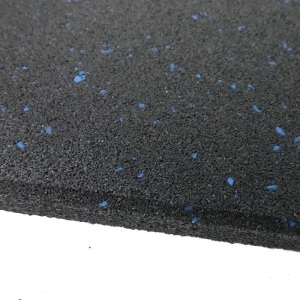 15mm  Gym Rubber Flooring
