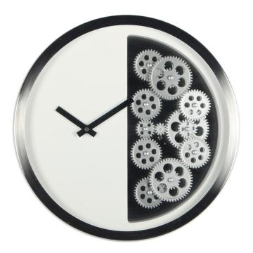 Leading for China Decorative Wall Clocks,Luminous Wall Clock,Wall Light Decoration Manufacturer and Supplier Stainless Steel Decorative Wall Clock supply to Switzerland Supplier