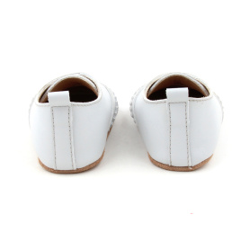 Blue Soft Sole Baby Kids Oxford Shoes