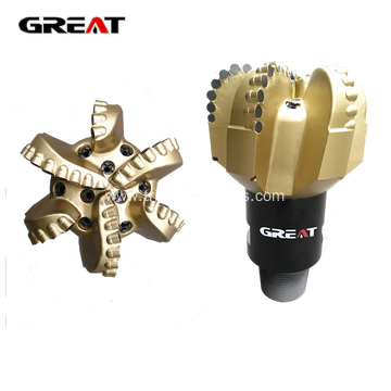 Matrix body PDC bit for Oil  well