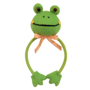 3D frog shape Easter headband decorations