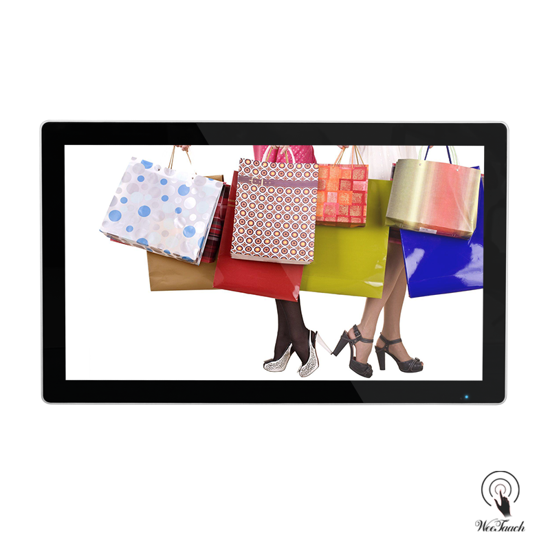 43 Inches Digital Advertising Screen For Grocery