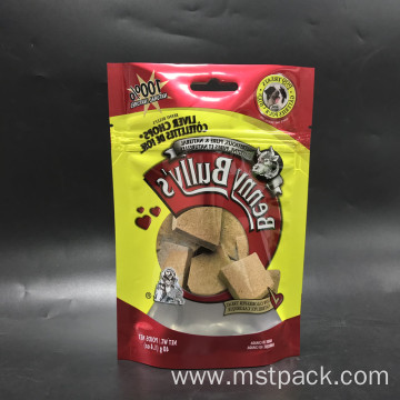 De-Metailzed Pouch for Dog Food