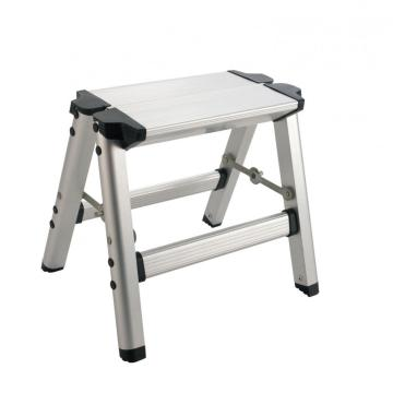 Aluminum fold step stool