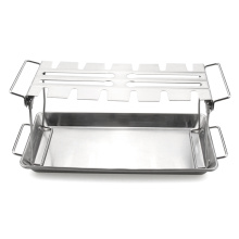 PriceList for for Cooker Grill Pan Grill Accessories Chicken Wing & Leg Rack export to Netherlands Factory