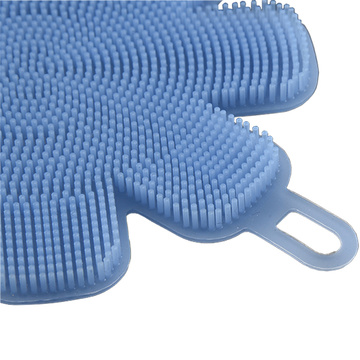 Kitchen Hot Pad Coaster Magic DishBrush