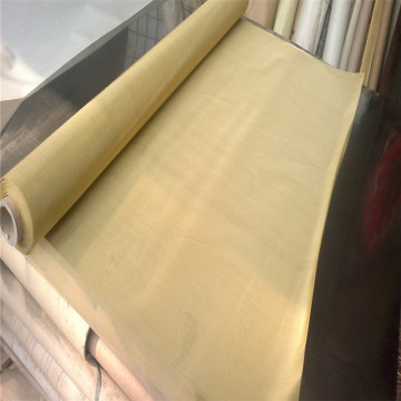 100x100 Copper Knitted Wire Mesh Screen