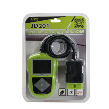 2017 JDiag JD201 Code Reader don OBDII / EOBD / CAN