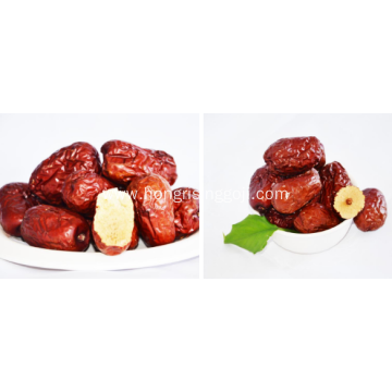 Roasted Dried Chinese Red Dates Snacks