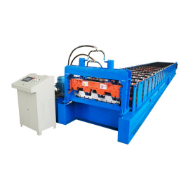 Floor Deck Roll Forming Machine Used Cutting Blade