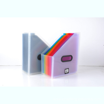 13 Pockets Rainbow Expandable File
